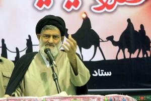 حضرت آیت الله جباری عضو مجلس خبرگان رهبری و امام جمعه محبوب شهرستان بهشهر