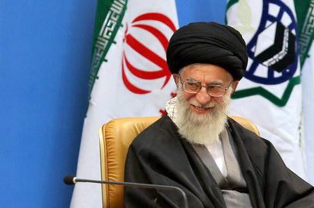 امام خامنه ای در اجلاس علما و بیداری اسلامی