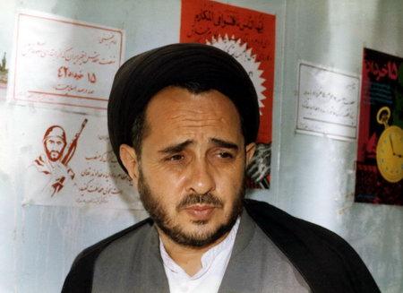 شهید سید عبدالکریم هاشمی نژاد
