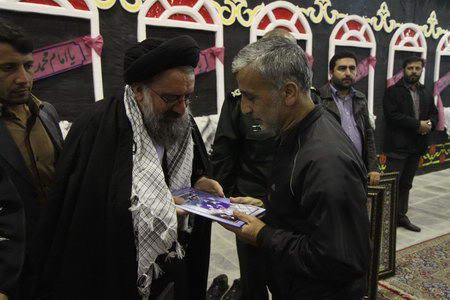 هفتمین یادواره سرداران و هشتصد شهید شهرستان بهشهر ، خانواده شهید باطبی
