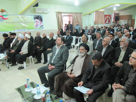 آیت الله جباری در افتتاح دانشکده پرستاری مازندران در بهشهر