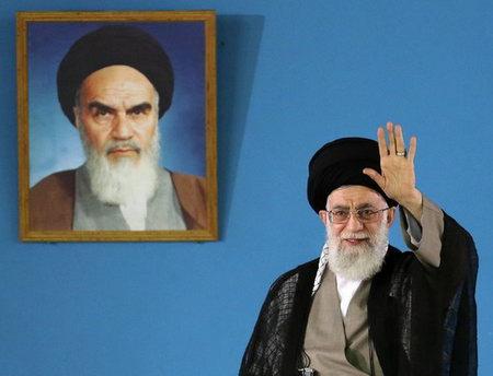 امام خامنه ای (س) دیدار با مردم استان ایلام ، مقام معظم رهبری
