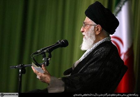 امام خامنه ای (س) در دیدار نمایندگان مجلس شوراى اسلامى - مقام معظم رهبری