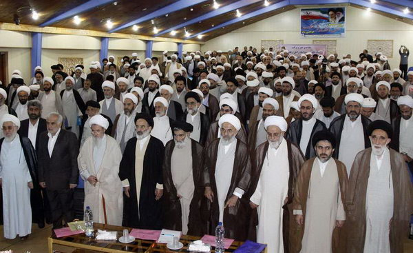 حضرت آیت الله جباری گردهمایی، ائمه جمعه 15 استان کشور در رامسر