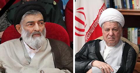 آیت الله هاشمی رفسنجانی، رئیس مجمع تشخیص مصلحت نظام درگذشت حضرت آیتالله جباری