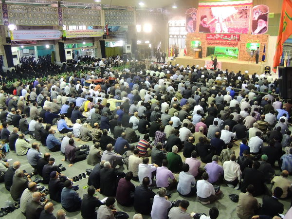 هشتمین یادواره ۸۰۰ شهید بهشهر بهمراه اربعین ارتحال حضرت آیت الله جباری (ره)